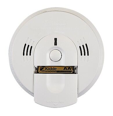 Kidde KN-COSM-B Battery-Operated Combination Carbon Monoxide and Smoke Alarm