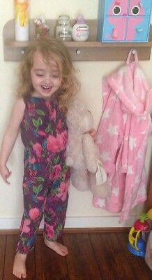 new Girls playsuit jumpsuit age 3 4 5 6 7 8 years store age years more next week