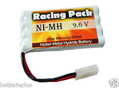 Akku RC-Pack Power  9,6V 2300mAh AA Mignon L4x2 NiMH RC Racing Pack für Tamiya
