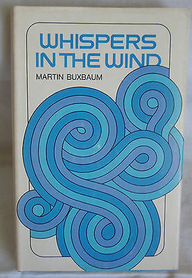Whispers in the Wind by Martin Buxbaum (1966, Hardcover)