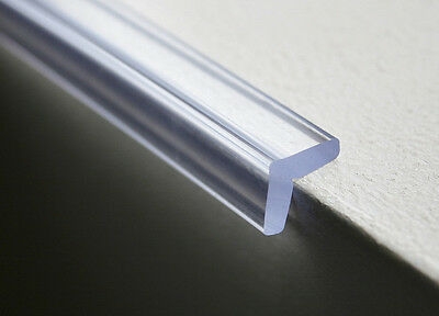 Child Baby Edge Furniture Table Shelf 1 Meter Strip Soft Safety Protector Guard