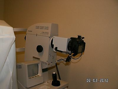 Canon CR-6 Digital Fundus Camera & Synemed Capture Software