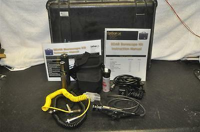 Optiscan D2X Tactical Inspector Bdar Borescope Kit