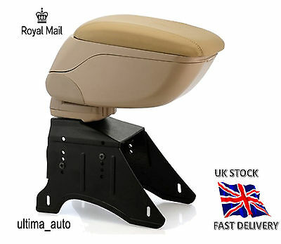 BEIGE Armrest Arm Rest Console for OPEL VAUXHALL ASTRA VECTRA CORSA COMBO