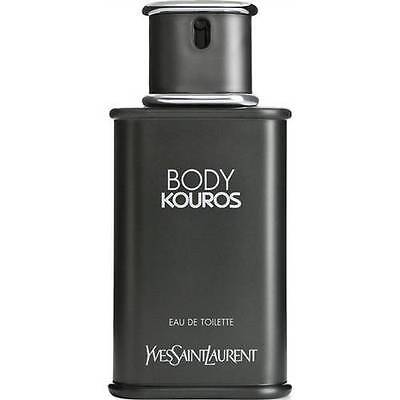 BODY KOUROS 100ml EDT MEN PERFUME by YVES SAINT LAURENT