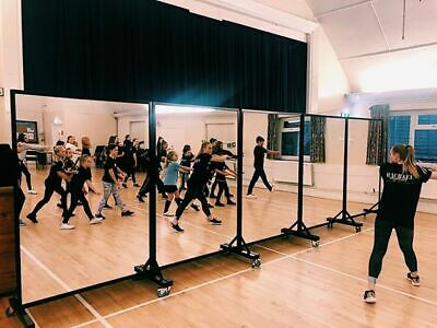 Portable Mirrors - Gym, Dance, Fitness, Beauty
