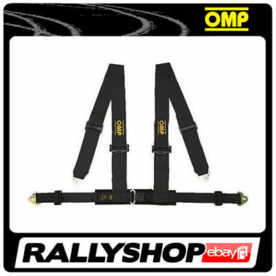 OMP 4 M Point Harness Road Black ECE, CHEAP DELIVERY WORLDWIDE!!! Harness Belts