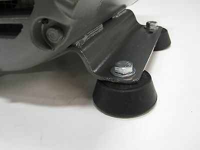 Rubber Isolation Mounts Feet for Sizes 3 - 10 HP American Rotary Phase Converter