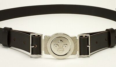 Scout Uniform Leather Belt** Must Have Uniform **