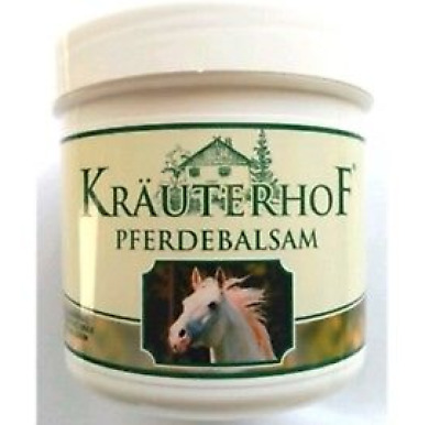 KRAUTERHOF 100 ml,Massage gel horse chestnut and arnica-muscle pain exostoses.