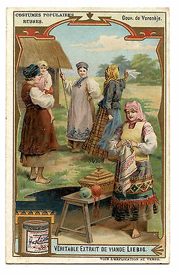 Russian Folk Costumes.voroneje.costumes Populaires Russes.