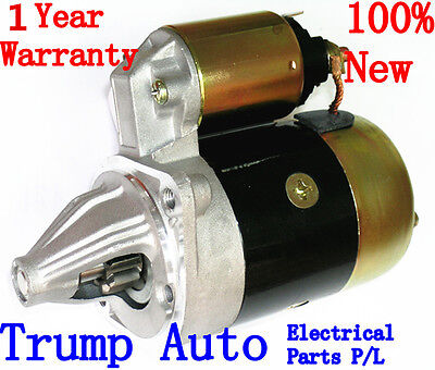 Starter Motor for Mitsubishi Scorpion 4G52 4G54 Sigma & Starion All model Petrol