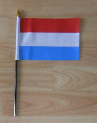 Holland Country Hand Flag - small
