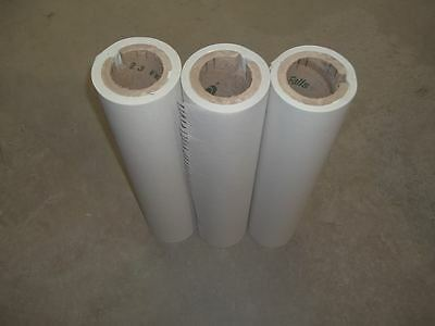 Newspaper Print Packing Paper Rolls 22 Inches Wide 600 Pounds Total (100 Rolls)