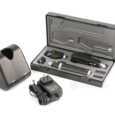 DR1900S Ophthalmoscope Retinoscope Rechargeable Diagnostic Set Brand New