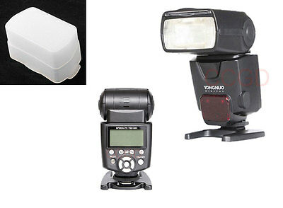 YN-510EX Wireless TTL Slave Flash Speedlite For Nikon D7100 D7000 D3100 D5100
