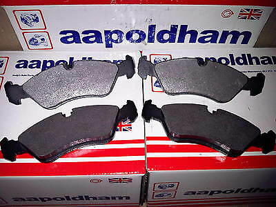 Vauxhall Astra & Cavalier Mk3 92-On 1.4 1.6 1.7D 1.8 2.0 Set Of Front Brake Pads