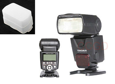 Yongnuo YN-510EX Wireless TTL Slave Flash Speedlite For Canon Nikon DSLR Camrea