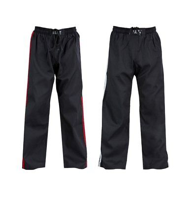 Blitz Adults Pollycotton Kick Boxing and Martial Art Trousers