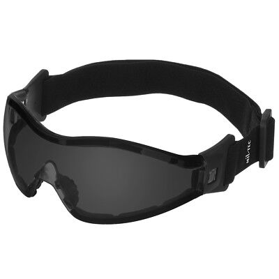 Global Vision Z-33 Clear Antifog Freefall Skydiving Aerosports Goggles /& Pouch