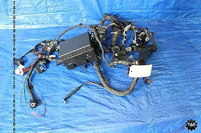2013 HYUNDAI GENESIS COUPE TR EDITION OEM HEADLIGHT CHASSIS HARNESS 3.8 V6 #5007