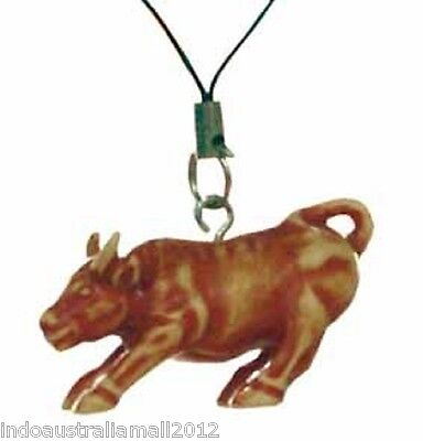 OX or COW Pendant Hanging for Conscientious  Effort and Hard Work  (HH019)