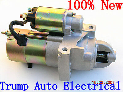 "Brand New Starter Motor for Chevrolet Small Big block V8 11"" 168 teeth flywheel"