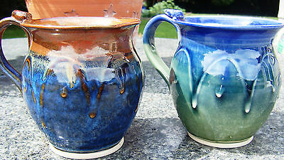 Castle Arch Pottery, Ray Power Ceramics, Mugs, 2 Patterns Available.