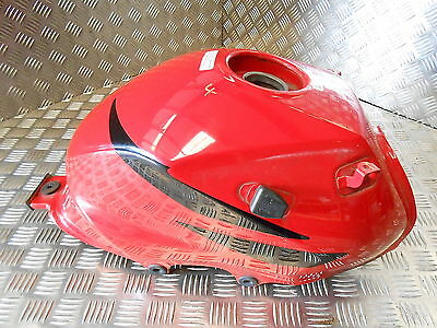Honda Cbf125 Fuel Petrol Gas Tank Red Cbf 125 10