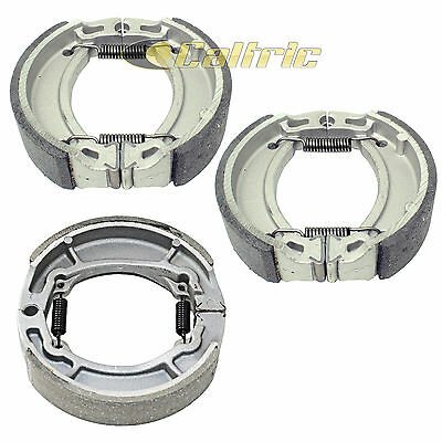 Fits Yamaha Grizzly 125 Yfm125 2004-2013 Front & Rear Brake Shoes