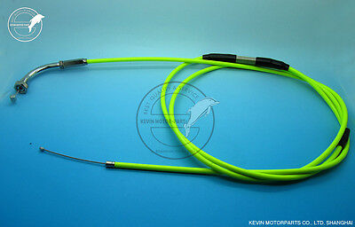 Universal single type performance throttle cable for racing Carburettor 24-32 mm
