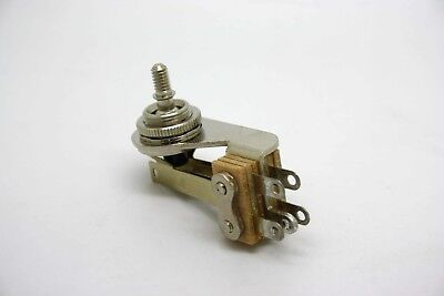 Switchcraft Angle Toggle Switch 3 Way Pickup For Gibson Sg Fender Jazzmaster
