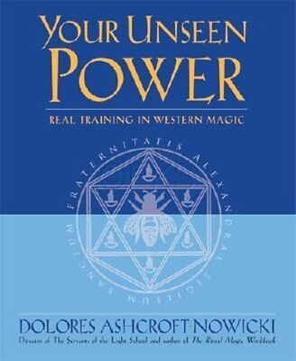 NEW 9 CD Your Unseen Power by Dolores Ashcroft-Nowicki