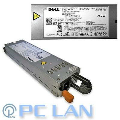 Dell High Output Power Supply (1 PSU) 717W 0RN442