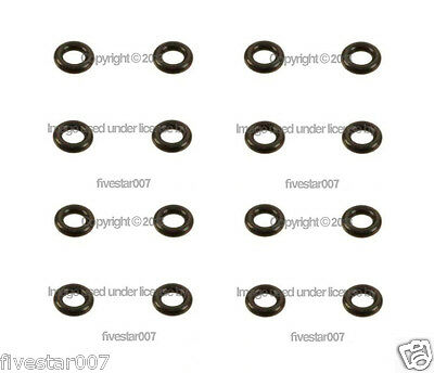 Fuel Injector Nozzle__16_O-Ring Rubber Seal Gasket Set kit__for Mercedes_92-2008