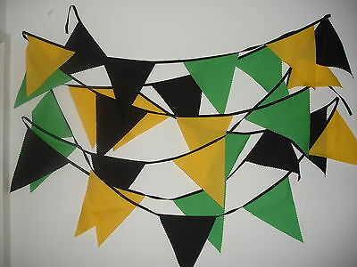 Jamaican Fabric Bunting For All Occasions
