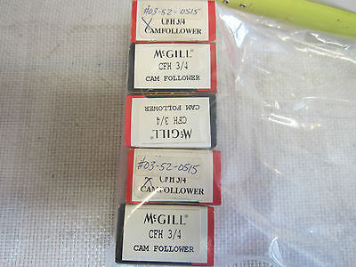 Mcgill Cfh ¾ Cam Follower (5 Pcs)