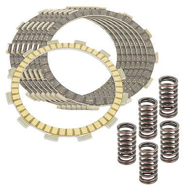 CLUTCH FRICTION PLATES and SPRINGS Fits HONDA GL1000 Goldwing 1000 1977-1979