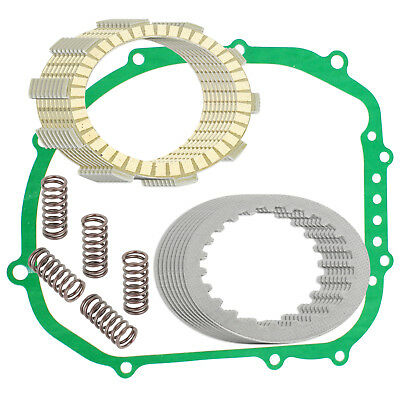 CLUTCH FRICTION PLATES and GASKET KIT Fits YAMAHA FZR600R 1989-1999