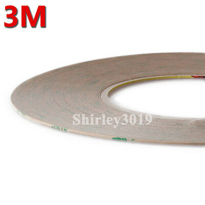 3M 9495LE 300LSE Super Transparent Double-Sided Adhesive Tape Phone LCD 1.5mm