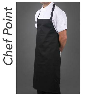 2 Pack Of Chef/ Waiters Apron, Choice Of Waist Or Bib Style, Black Or White.