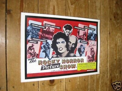 The Rocky Horror Picture Show Repro POSTER