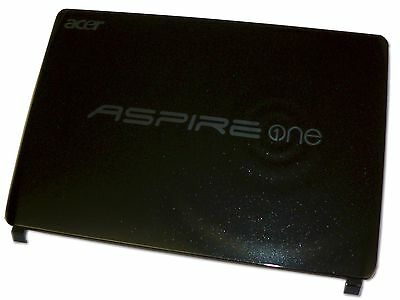 """NEW Acer Aspire One D257 10.1"""" LCD Lid Back Cover 60.SFS07.012 EAZE6001010 9257"""