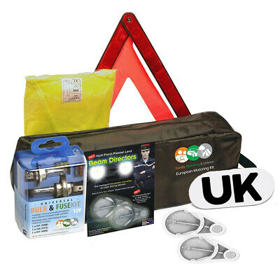 Motoring Europe Euro Kit All You Need For European Travel With Beam Directors