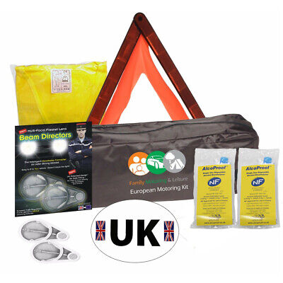 New Euro Travel Kit Set All You Need For European Holiday For Fresnel Lens