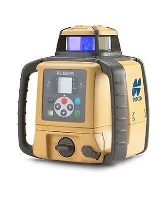 Topcon RL SV2S Dual Grade Laser Rechargeable Battery with LS-80L Receiver