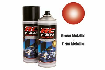 RC Car Colours - Lexan Spray Rot Metallic 150ml (6.60 Euro pro 100 ml)
