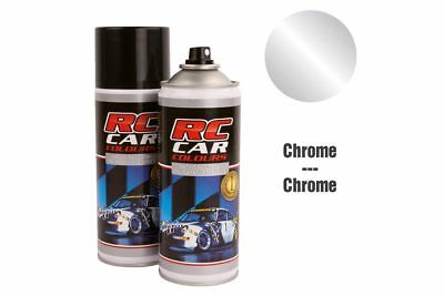 RC Car Colours - Lexan Spray Chrome 150ml (10.60 Euro pro 100 ml)