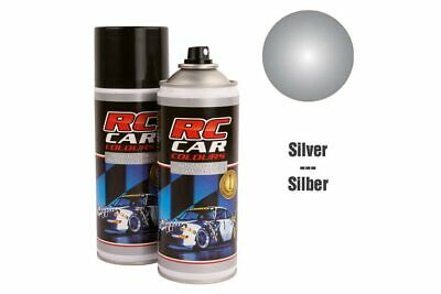 RC Car Colours - Lexan Spray Silber 150ml (6.60 Euro pro 100 ml)