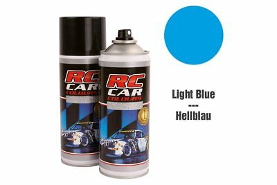 RC Car Colours - Lexan Spray Hellblau 150ml (6.60 Euro pro 100 ml)